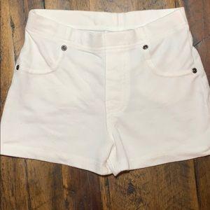 Garanimals 5T white spandex shorts